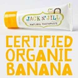 Jack n Jill Banana Toothpaste