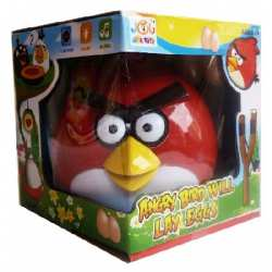 Angry Bird Red Bertelur