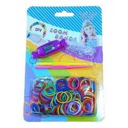 Digital Candy Wrist Watch Purple