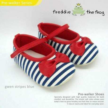 Gwen Stripes Blue