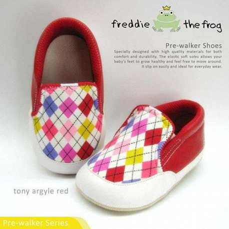 Tony Argyle Red