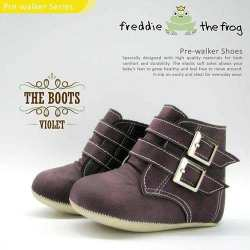 Violet Boots