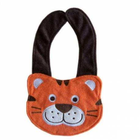 Cartoon Tiger Bib