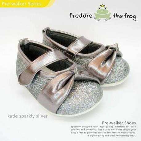 Katie Sparkly Silver
