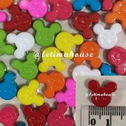 Mickey Plastic Beads