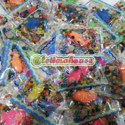 Water Beads Warna Campur