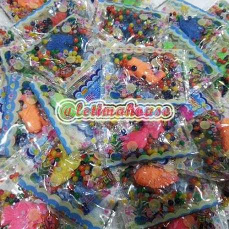 Water Beads Warna Campur