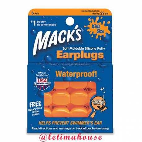 Macks Earplug