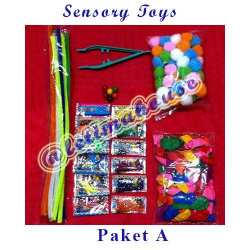 Paket Sensory Toys A