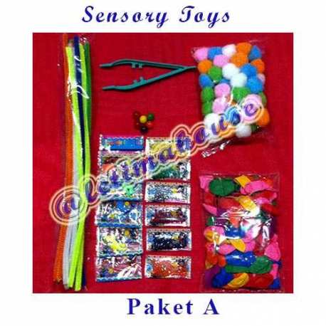 Sensory Toys Package A