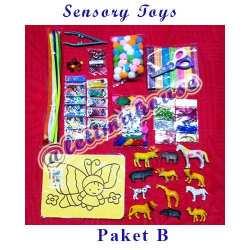 Paket Sensory Toys B