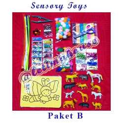 Sensory Toys Package B
