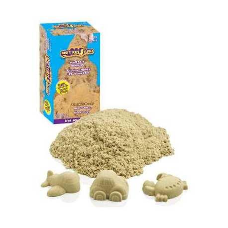 Pasir Kinetik Motion Sand warna Natural