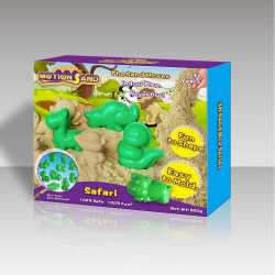 Motion SandSafari Box Kinetic Sand