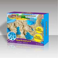 Pasir Kinetik Motion Sand Box Sea Creatures