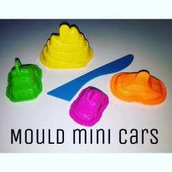 Cetakan Mobil Motion Sand