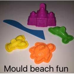 Cetakan Pantai Motion Sand