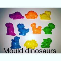 Motion Sand Dinosaurs Mould