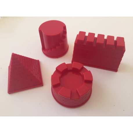 Motion Sand Castle Mould