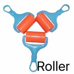 Roller Motion Sand