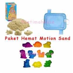 Paket Hemat Motion Sand