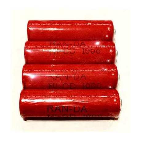Baterai Cas AA NI-CD 1000
