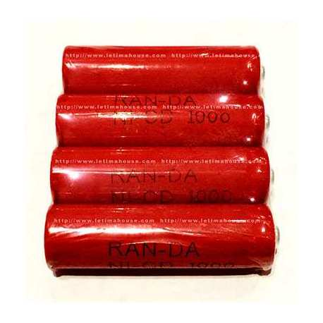 Battery Rechargeable AA NI-CD 1000