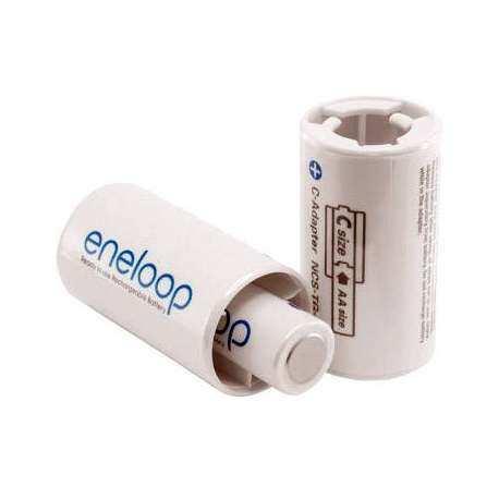 Eneloop Battery Converter AA to C