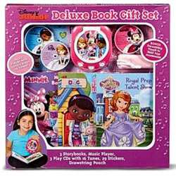 Disney Junior Deluxe Book Gift Set