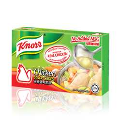 Knorr Chicken Stock NO MSG
