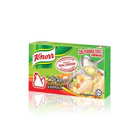 Kaldu Ayam Blok TANPA MSG Knorr