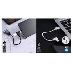 Kabel Cabang Apple Lightning REMAX RL-LA01