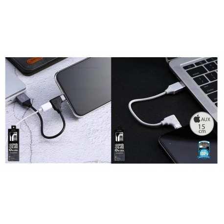 Kabel Cabang Apple Lightning REMAX RL-LA01